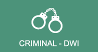 Criminal - DWI Law